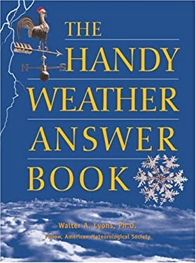 Handy Weather Answer Book 9780787610340