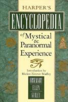 Harper's Encyclopedia of Mystical & Paranormal Experience 9780785802020