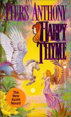 Harpy Thyme 9780785757221