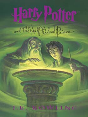 Harry Potter and the Half-Blood Prince 9780786277452