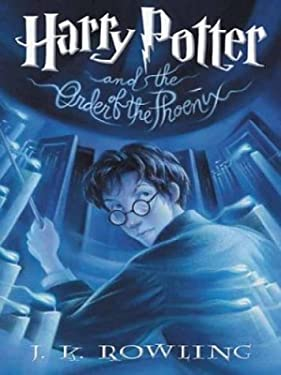 Harry Potter and the Order of the Phoenix 9780786257782