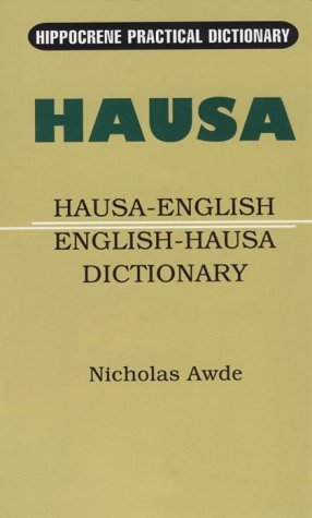 Hausa-English/English-Hausa Practical Dictionary 9780781804264