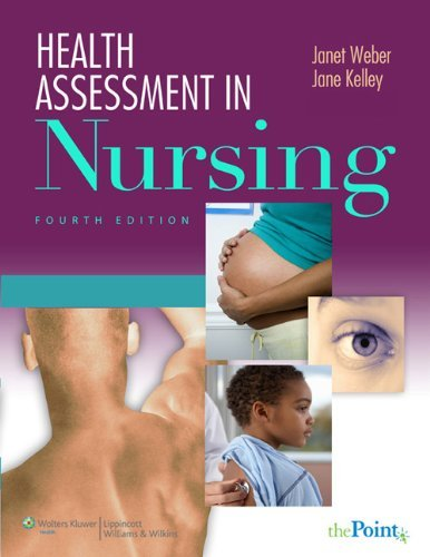Health Assessment in Nursing 9780781781602