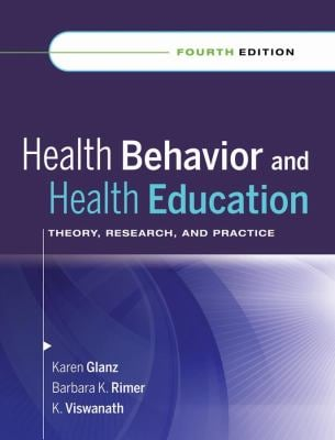 Health Behavior and Health Education: Theory, Research, and Practice 9780787996147