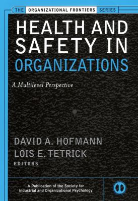 Health and Safety in Organizations: A Multilevel Perspective 9780787958466