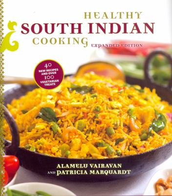 Healthy South Indian Cooking 9780781811897