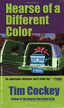 Hearse of a Different Color 9780786889631