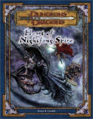 Heart of Nightfang Spire 9780786918478