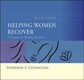 Helping Women Recover: A Program for Treating Addiction [With Paperback Book]