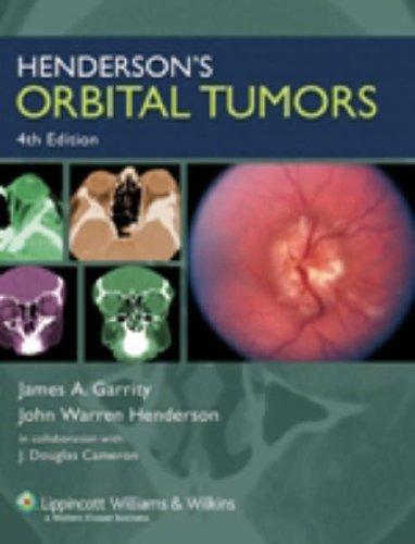 Henderson's Orbital Tumors 9780781738699