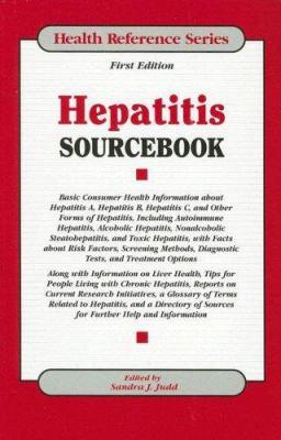Hepatitis Sourcebook 9780780807495