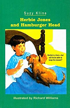 Herbie Jones and Hamburger Head 9780780707672