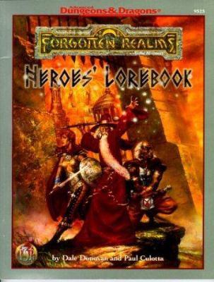 Heroes Lore Book