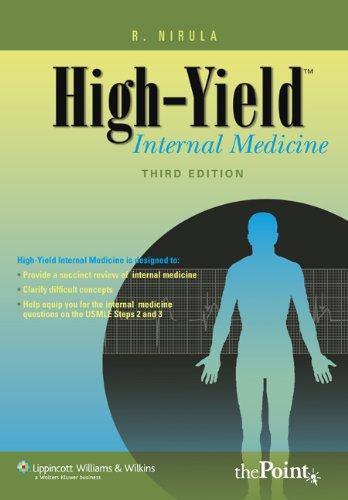 High-Yield Internal Medicine 9780781781695