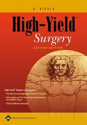 High-Yield Surgery 9780781776561