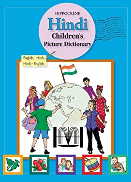 Hindi Children's Picture Dictionary: English-Hindi/Hindi-English 9780781811293