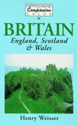 Hippocrene Companion Guide to Britain: England, Scotland and Wales 9780781801478