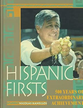 Hispanic American Firsts 9780787605179