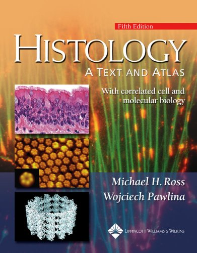 Histology: A Text and Atlas with Correlated Cell and Molecular Biology [With CDROM] 9780781772211