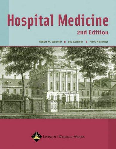 Hospital Medicine 9780781747271