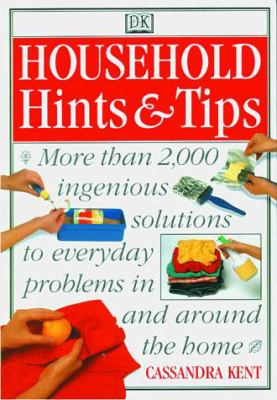 Household Hints and Tips 9780789404329