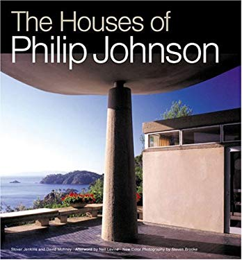 Houses of Philip Johnson 9780789208385