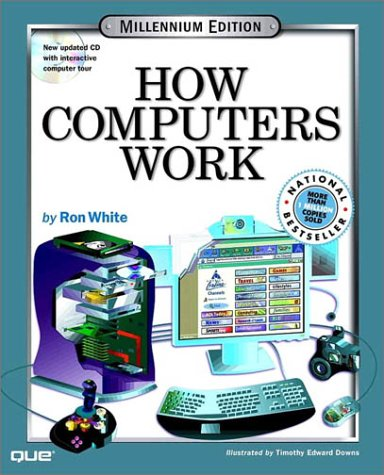 How Computers Work [With CDROM] 9780789721129