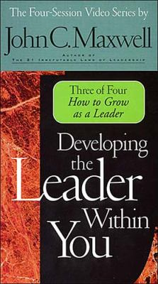 How to Grow as a Leader 9780785294047
