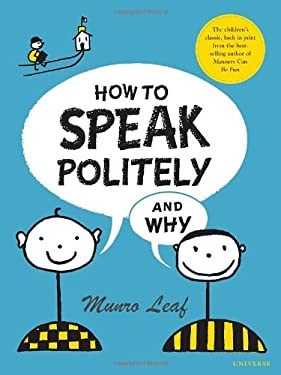 How to Speak Politely and Why 9780789313522