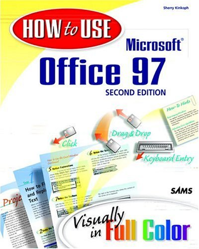 How to Use Office 97 9780789717153