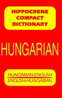 Hungarian-English/English-Hungarian Compact Dictionary 9780781806237