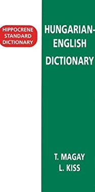 Hungarian/English-English/Hungarian Standard Dictionary 9780781803908