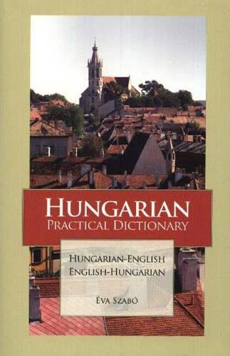 Hungarian Practical Dictionary 9780781810685