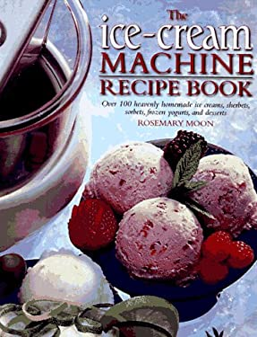 Ice Cream Machine Recipe Book 9780785808756