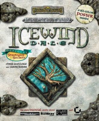Icewind Dale Official Strategies & Secrets [With Poster] 9780782127843
