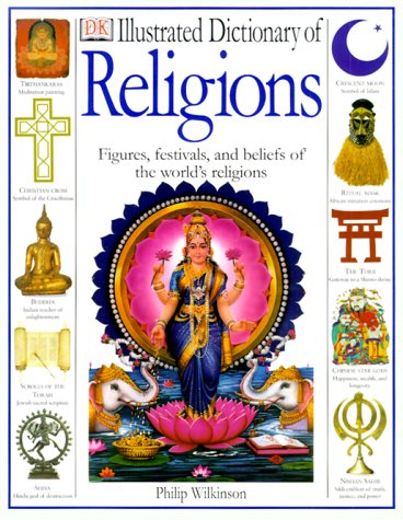 Illustrated Dictionary of Religions 9780789447111