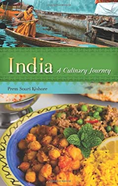 India: A Culinary Journey 9780781812634