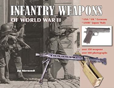 Infantry Weapons of World War II 9780785829317