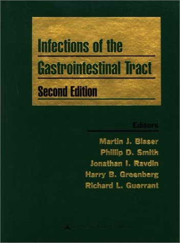 Infections of the Gastrointestinal Tract 9780781728478