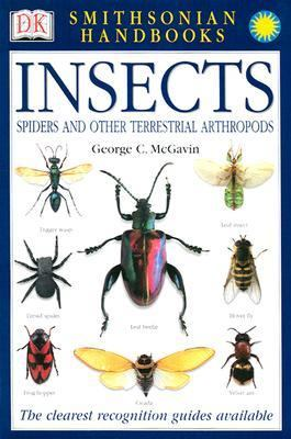 Smithsonian Handbooks: Insects 9780789493927