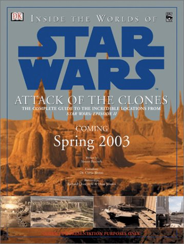 Inside the World of Star Wars: Attack of the Clones 9780789492272