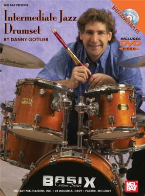 Intermediate Jazz Drumset 9780786671625