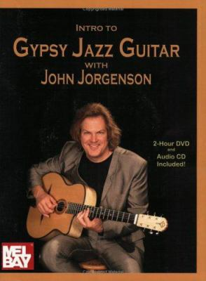 Intro to Gypsy Jazz Guitar 9780786639144