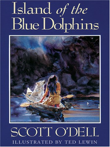 Island of the Blue Dolphins 9780786272549