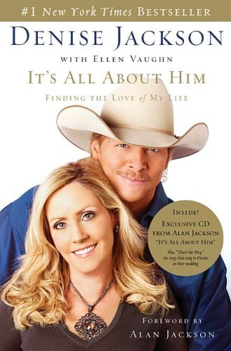 It's All about Him: Finding the Love of My Life [With CD]
