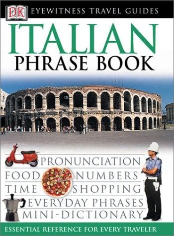 Italian Phrase Book 9780789494894