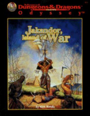 Jakandor; Island of War 9780786903719