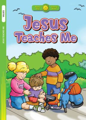 Jesus Teaches Me 9780784723401