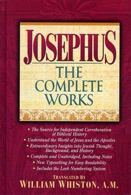 Josephus: Complete Works 9780785214274