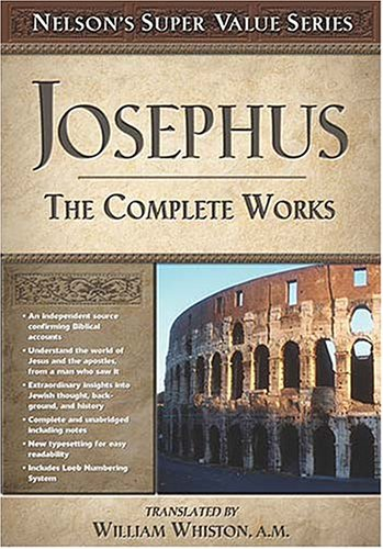Josephus the Complete Works 9780785250500